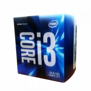 Процесор s.1151 Intel Core i3-6100 3.70GHz