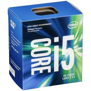 Процесор s.1151 Intel Core i5-7400 3GHz