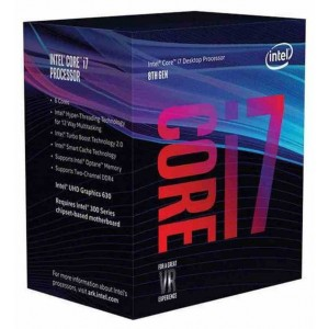 Процесор s.1151 Intel Core i7-8700 3.2GHz