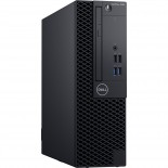 Компютър Core i3-8100 3.6G 4GB-DDR4 128GB M2 SATA Win'10 Pro, DELL OptiPlex 3060 SFF