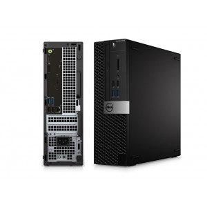 Компютър Core i5-6500 3.2G 4GB-DDR3 500GB, DELL OptiPlex 3040 SF
