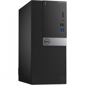 Компютър Core i3-6100 3.7G 4GB-DDR3 500GB, DELL OptiPlex 3040 MT