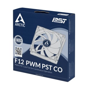 Вентилатор 120 мм 4-pin, Arctic F12 PWM PST CO 2Ball