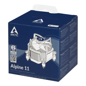CPU охладител Intel, Arctic Alpine 11 Rev.2