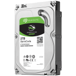 "Твърд диск 3.5"" 2TB, Seagate BarraCuda"