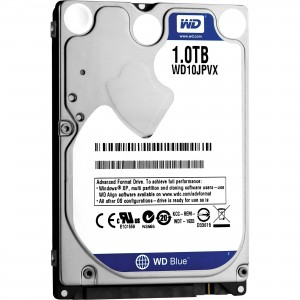 "Твърд диск 2.5"" 1TB Western Digital Blue"