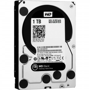 "Твърд диск 3.5"" 1TB Western Digital Black"