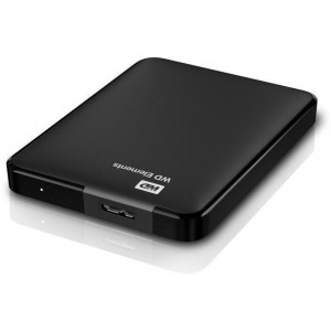 Външен 1TB USB 3.0, Western Digital Elements