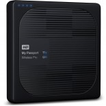 Външен 2TB USB 3.0 WiFi, MyPassport Wireless Pro Black