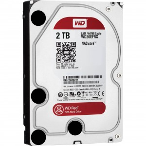 "Твърд диск 3.5"" 2TB Western Digital Red"
