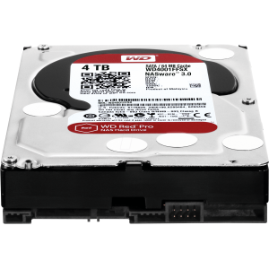 "Твърд диск 3.5"" 4TB Western Digital Red Pro"