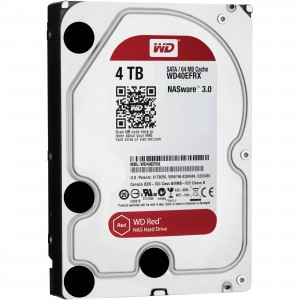 "Твърд диск 3.5"" 4TB Western Digital Red"