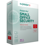 Касперски Small Office Security, 10 WS + 1 Server + 10 Mobile, 2Y