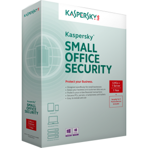 Касперски Small Office Security 5, 5 WS + 1 Server + 5 Mobile