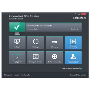 Касперски Small Office Security, 5 WS + 1 Server + 5 Mobile, Подновяване