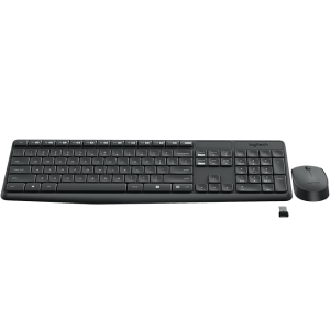 Клавиатура+Мишка Logitech Wireless Combo MK235