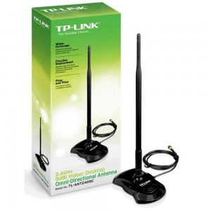 Антена 2.4GHz 8dBi Indoor Omni-directional TP-Link TL-ANT2408C