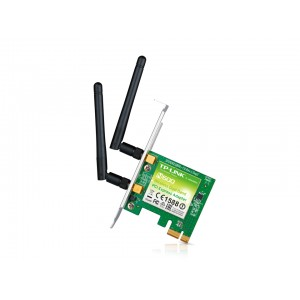 PCI Express Adapter N600 Wireless Dual Band, TP-Link TL-WDN3800