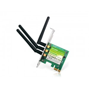 PCI Express Adapter N900 Wireless Dual Band, TP-Link TL-WDN4800