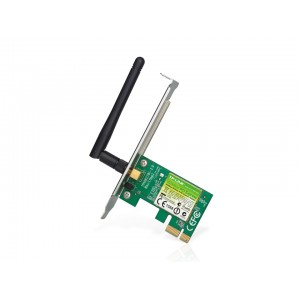 PCI Express Adapter 150Mbps Wireless N, TP-Link TL-WN781ND