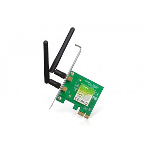 PCI Express Adapter 300Mbps Wireless N, TP-Link TL-WN881ND