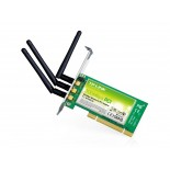 PCI Adapter 300Mbps Wireless N, TP-Link TL-WN951N