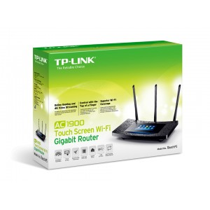 Рутер AC1900 Touch Screen Wi-Fi Gigabit, TP-Link Touch P5