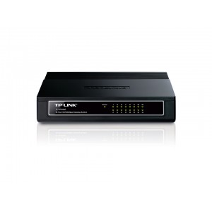 Комутатор 16-Port 10/100Mbps Desktop Switch TP-Link TL-SF1016D