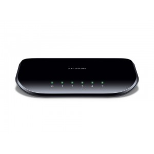 Комутатор 5-Port Gigabit Desktop Switch TP-Link TL-SG1005D
