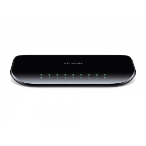 Комутатор 8-Port Gigabit Desktop Switch TP-Link TL-SG1008D