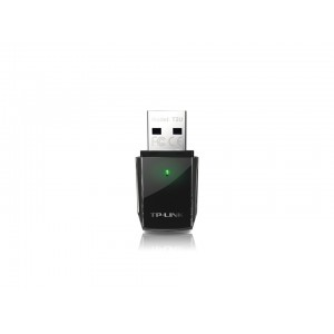 USB adapter AC600 Dual Band, TP-Link Archer T2U