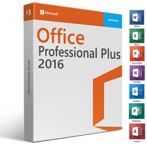 Microsoft Office Pro Plus 2016 Retail (download link)