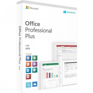 Microsoft Office Pro Plus 2019 Retail (PHONE Activation)