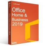 Microsoft Office Home & Business 2019 Retail (100% online activation)