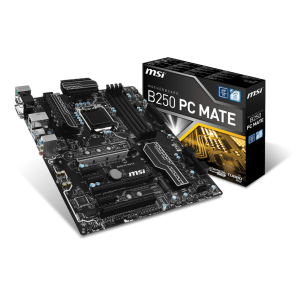 Дънна платка s.1151 MSI B250 PC MATE