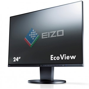 "Монитор 23.8"" IPS LED, EIZO EV2450-BK"