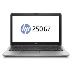 "Лаптоп 15.6"" 1920x1080 Core i3-7020U 2.3G 4GB 128GB SSD, HP 250 G7"