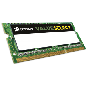 Памет SODIMM DDR3L-1333 4GB, Corsair