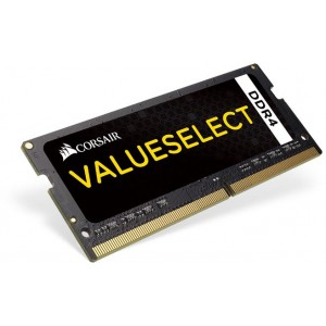 Памет SODIMM DDR4-2400 4GB, Corsair