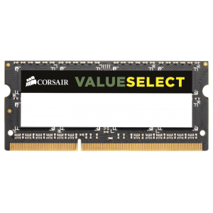 Памет SODIMM DDR3-1600 4GB, Corsair