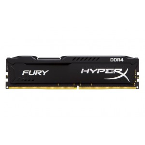 Памет DIMM DDR4-2133 4GB, Kingston HyperX Fury Black