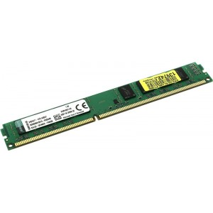 Памет DIMM DDR3-1600 8GB, Kingston ValueRam
