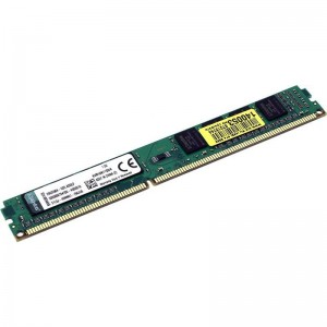 Памет DIMM DDR3-1600 4GB, Kingston ValueRam