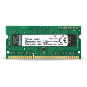 Памет SODIMM DDR3-1600 4GB, Kingston
