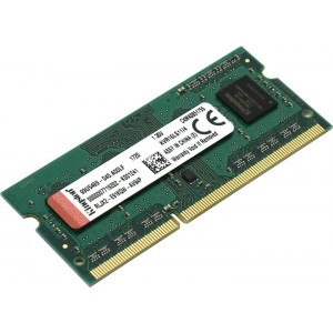 Памет SODIMM DDR3L-1600 4GB, Kingston
