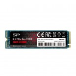 NVMe SSD 512GB 3D NAND, Silicon Power P34A80