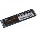 NVMe SSD 256GB 3D NAND TLC, Silicon Power P34A80