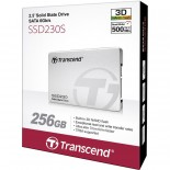 SSD 256GB TLC, Transcend SSD230