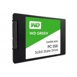 "2.5"" 3D NAND SSD 120GB, WD Green"