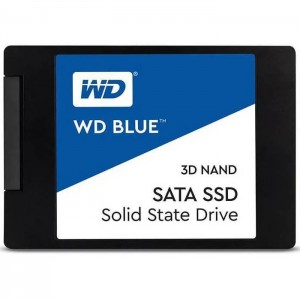 "2.5"" 3D NAND SSD 250GB, WD Blue"